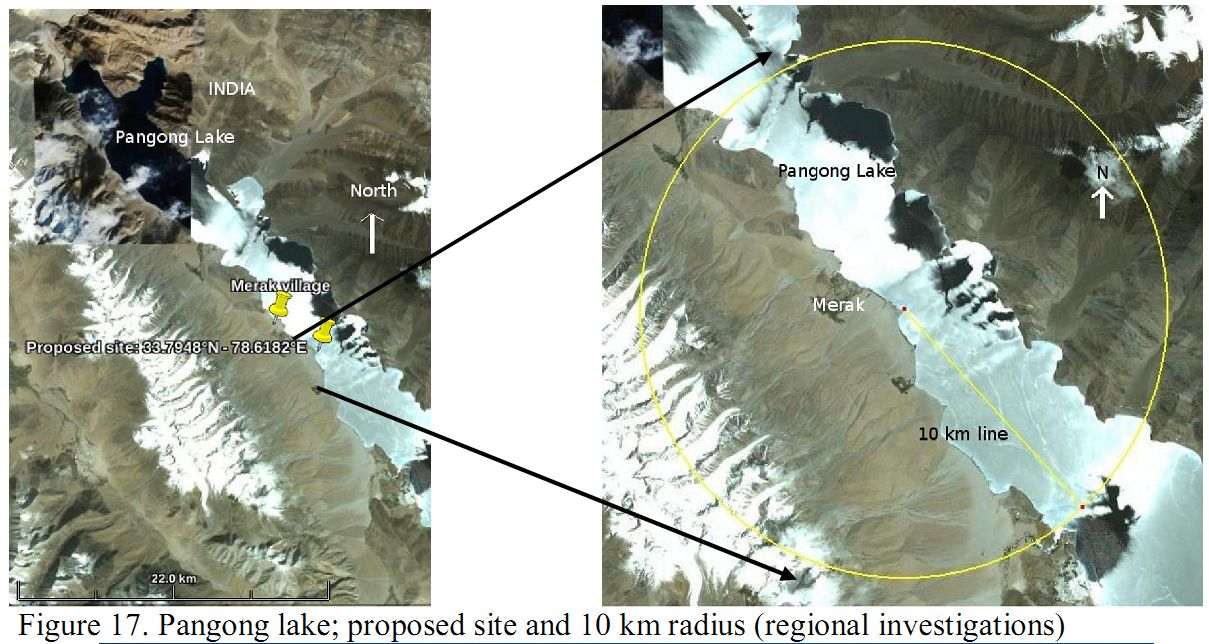 Environmental Impact Assessment of the National Large Solar